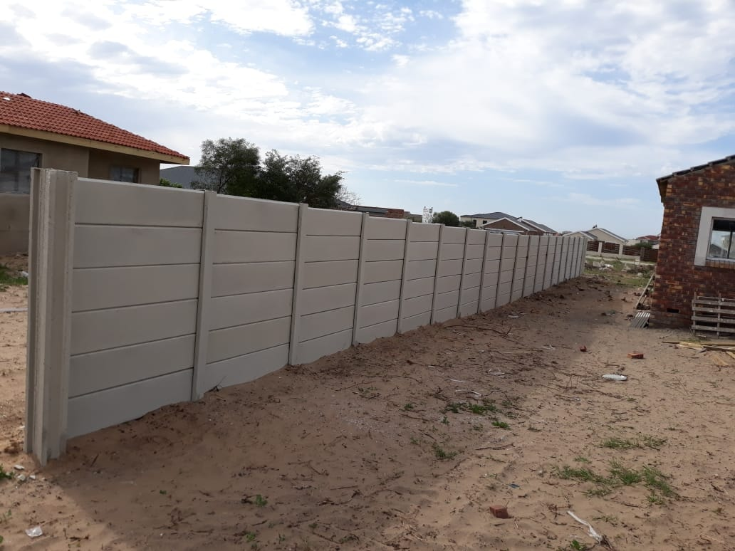 We do all to precast walls